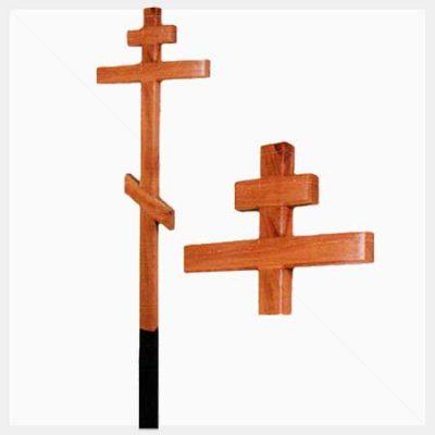 Дубовый крест