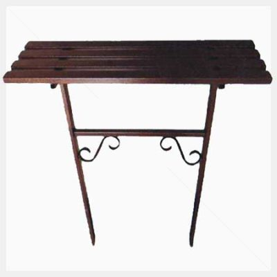 Лавочка и столик