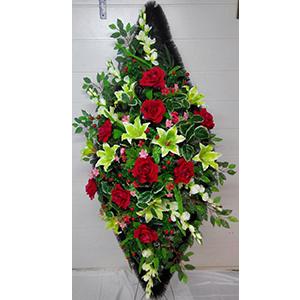 Венок похоронный премиум